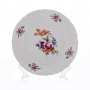 Набор тарелок 21 см. «Полевой цветок 5309011» 6 шт