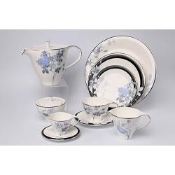 Сервиз чайный 17 предметов на 6 персон «Наоми»