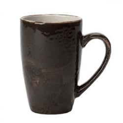 Кружка «Крафт», фарфор, 285мл, серый