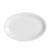 Блюдо овальное «Эмбасси вайт», фарфор, L=22см