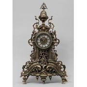 Часы каштан 48х28 см.