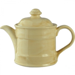 Чайник «Хани» 420мл с крышк.фарфор