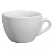 Чашка для капучино «Верона», фарфор, 190мл, белый