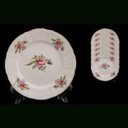 Набор тарелок 17 см. «Полевой цветок 5309011» 6 шт