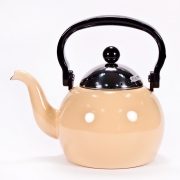 Чайник горчичный 1,4л эмалированный