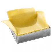 Форма конд. «Квадрат»; сталь нерж.; H=2,L=15см
