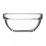 Салатник «Удобное хранение», стекло, D=12см