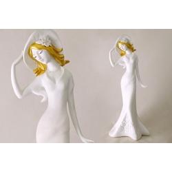 Статуэтка «Дама в шляпе» 35 см