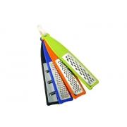 Набор плоских терок 4 шт корпус из цветного пластика