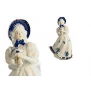 Статуэтка «Девушка с букетом»