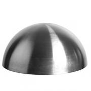 Форма конд. «Полусфера»; сталь нерж.; D=14,H=7см
