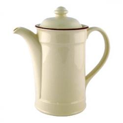 Кофейник «Кларет» 855мл фарфор