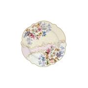 Тарелка десертная Восточный сад (беж) без инд.упаковки