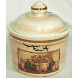 Банка для чая с крышкой «Натюрморт» 0,5 л