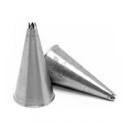 Насадка конд. «6-конечная звезда» [2шт]; сталь нерж.; D=5мм