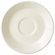 Блюдце «Айвори» 15.3см фарфор