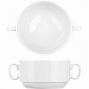 Бульон. чашка D=10.5см; белый