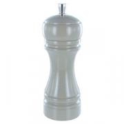 Мельница для соли, серо-коричн., бук, H=14см