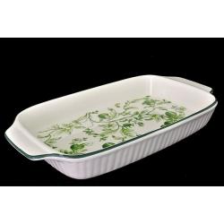 Блюдо прямоугольное «Верде» 34 см