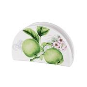 Салфетница Зеленые яблоки
