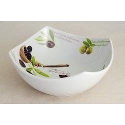 Салатник «Оливки»  21 см