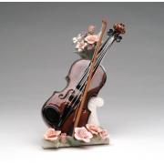 Статуэтка 20 см музыкальная Скрипка