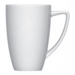 Кружка «Опшенс», фарфор, 280мл, белый