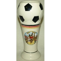 Пивная керамическая кружка «Футбольный кубок» Объем - 0,8 л