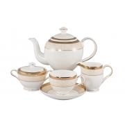 Сервиз чайный 17 пр. на 6 персон «Палатин Голд»