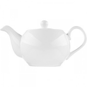 Чайник «Кунстверк» фарфор; 500мл; белый