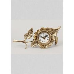 Часы «Листок» 8х22см.