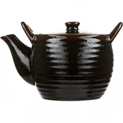 Чайник «Сохо» D=11, H=21, L=18, B=13см; коричнев.