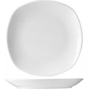 Тарелка мелк «Сквэа» d=20см фарфор