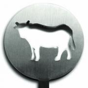 Шампур «Корова» [6шт]
