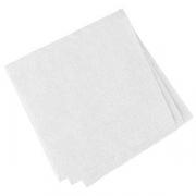 Салфетки «Папирус» 24*24см [400шт], бум. салфет., H=16,L=25,B=12.5см, белый
