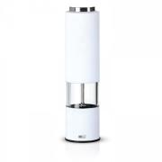 Электрическая мельница для соли и перца с подсветкой «Тропика» (TROPICA) AdHoc высота21,5см (белый)