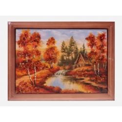 Картина «Водяная мельница»