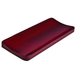 Подставка п/полотенце 18.5*8*1см, красная