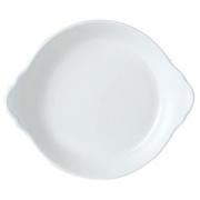 Блюдо для запек «Симплисити вайт«d=19см