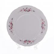Набор тарелок 19 см. 6 шт «Роза серая 5396011»