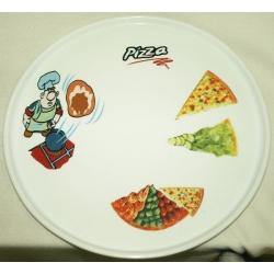 Блюдо для пиццы 30 см (8 см)
