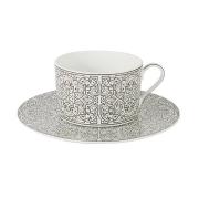 Чайный набор Серебряный дворец: 6 чашек + 6 блюдец