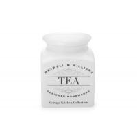Банка д/сыпучих продуктов (чай) Cottage Kitchen в подарочной упаковке
