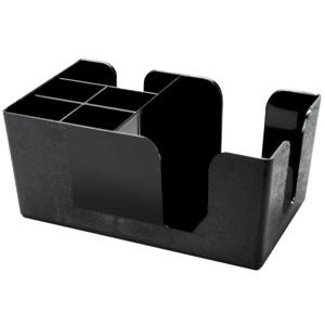 Подставка барная для салфеток черная (Prohotel Bar Accessories)