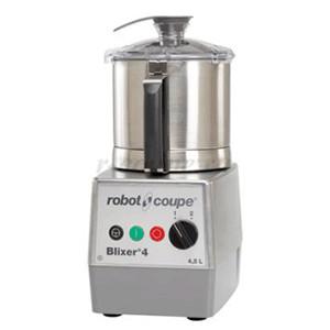 Бликсер 3-х фаз., от 1500 до 3000об/мин. «Робот Купе 4», 4.5л, 1.38Квт (Robot Coupe)