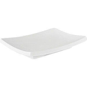 Тарелка для суши 14.5*10см фарфор (Kunstwerk)