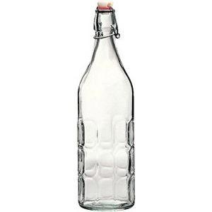 Бутылка «Мореска» для масла и уксуса 1л (Bormioli Rocco - Fidenza)
