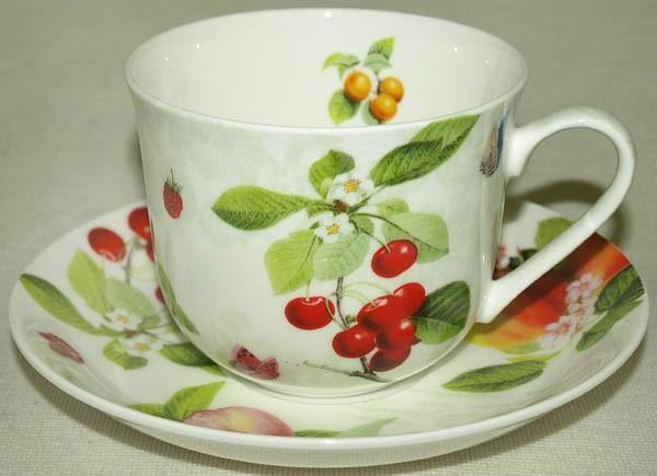 картинки в сад блюдце и чашка проект отличное