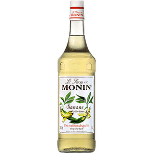 Сироп «Жел. банан» 1.0л «Монин» (Monin)