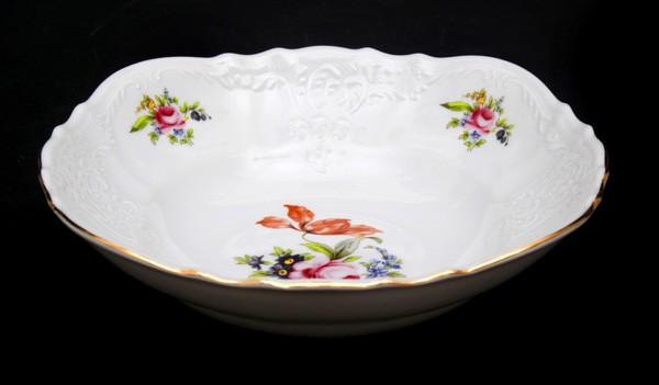 Салатник круглый C 23 см «Полевой цветок 5309011» (Thun 1794 A.S.)